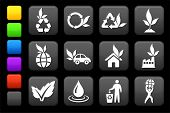 Original vector illustration: greener environment icon collection