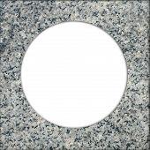 granite frame circle