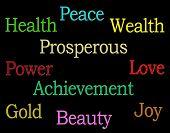 Ten Positive Words