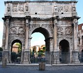 Arch Of Constantin