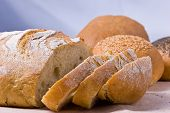 Fresh-Baked Bread,