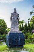 Statue of Emperor Sun Quan
