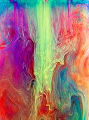 powerful abstract paints