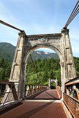 Historic Alexandra Bridge, Fraser Canyon, British Columbia