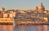 pic of olden days  - Valletta - JPG
