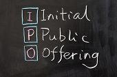 IPO - oferta pública inicial