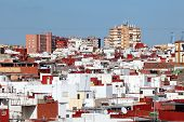 Cityscape Of Algeciras, Spain