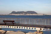 Promenade In Algeciras