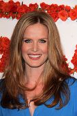 LOS ANGELES - APR 10:  Rebecca Mader arrives at the Coach's 3rd Annual Evening of Cocktails and Shop