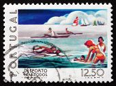 Postage Stamp Portugal 1978 Watersport, Sport For All
