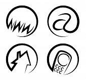 contact web icons