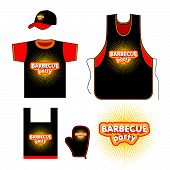 pic of bag-of-dog-food  - Barbecue party set design  - JPG