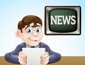 Notícias repórter