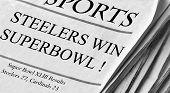 Steelers Win Superbowl Xliii