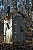 Privy on the Appalachian Trail
