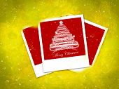 Christmas Tree Photo Frame,