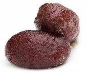 pic of jamun  - Sweetmeat Named As Kalojam In Indian Subcontinent - JPG