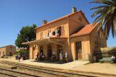 Corsica-Bahnhof