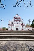 Church In Chiapa De Corzo, Mexico