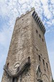 Torre San Niccolo In Florence, Italy
