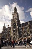 Marienplatz Town Hall
