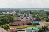 Church Of Zakhariya And Elizabeth. Tobolsk. Siberia. Russia