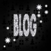 Noble Blog Symbol With Stars