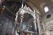 St. Cecilia Church In Rome