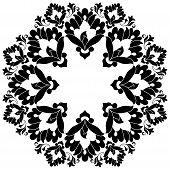Ottoman Motifs Design Series With Nineteen