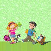 School Poster