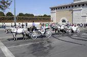 Hofburg chariots