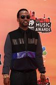 LOS ANGELES - MAY 1:  Juicy J at the 1st iHeartRadio Music Awards at Shrine Auditorium on May 1, 201