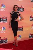 LOS ANGELES - MAY 1:  Giuliana Rancic at the 1st iHeartRadio Music Awards at Shrine Auditorium on Ma
