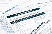 Medical Insurance Form,