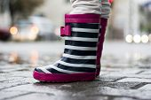 Boots For Rainy Days