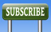 Subscribe here online free subscription and membership for newsletter