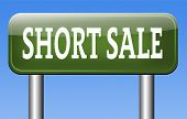 short sale reduced prices sales banner mortgage foreclosure and house reposession