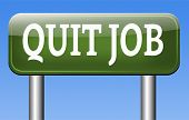 quit job career move resigning from work and getting unemployed