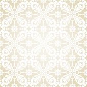 stock photo of lace  - Vector seamless pattern in Victorian style - JPG