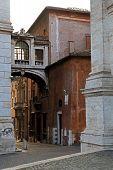 Narrow Streets Of Rome, Italy