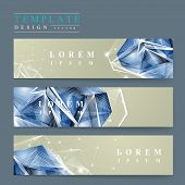 pic of priceless  - modern design for banners set with diamond element - JPG