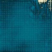 Grunge texture. With blue, black patterns