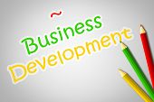 Business Development Concept