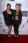 LOS ANGELES - OCT 20:  Kat, Cotto at the Creativ PR Collections at Fashion Week at Mondrian on October 20, 2014 in West Hollywood, CA