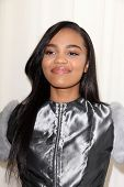 LOS ANGELES - OCT 20:  China Anne McClain at the Creativ PR Collections at Fashion Week at Mondrian on October 20, 2014 in West Hollywood, CA