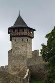 historic castle Helfstyn in the Czech Republic, Europe