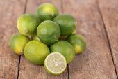 Fresh Limequat