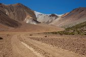 Colourful Mountains of the Atacama Desert