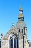 Saint Saviours Basilica, Dinan, France