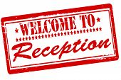 Welcome to reception